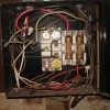 Outdated fuse panel