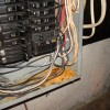 Water intrusion in main electrical panel